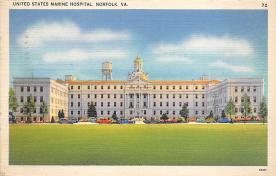 sub000935 - United States Marine Hospital, Norfolk, VA, USA