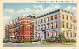 sub000937 - Grady Hospital and Steiner Cancer Clinic, Atlanta, GA, USA