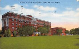 sub000945 - Welsley Hospital and Nurses' Home, Wichita, KS, USA
