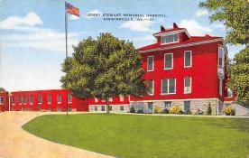 sub000953 - Jenny Stewart Memorial Hospital, Hopkinsville, KY, USA