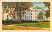 sub000965 - Main Building, U.S. Naval Hospital, Portsmouth, VA, USA