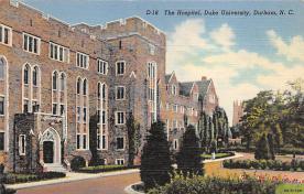 sub000973 - The Hospital, Duke University, Durham, NC, USA