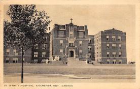 sub000981 - St. Mary's Hospital Kitchener, Ontario, Canada