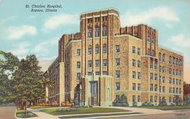 sub000985 - St. Charles Hospital, Aurora, IL, USA