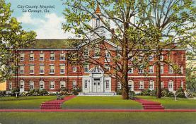 sub000987 - City-County Hospital, La Grange, GA, USA