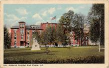 sub000989 - Lutheran Hospital, Fort Wayne, IN, USA