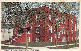 sub000997 - Charlotte Swift Hospital, Manhattan, KS, USA