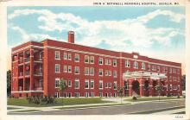 sub000999 - John H. Bothwell Memorial Hospital, Sedalia, MO, USA