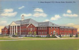 sub001019 - Base Hospital, U.S. Marine Base, Quantico, VA, USA