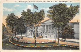 sub001027 - The Philadelphia General Hospital, Philadelphia, PA, USA