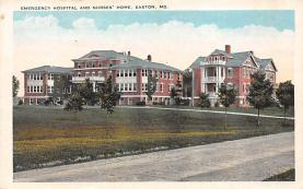 sub001029 - Emergency Hospital and Nurses' House, Easton, MD, USA