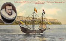 sub001111 - Henry Hudson, sailing in the