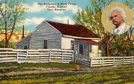 sub001207 - The Birthplace of Mark Twain, Florida, MO, USA, near Hannibal
