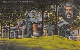 sub001221 - Mark Twain's Memorial, Hartford, CT, USA