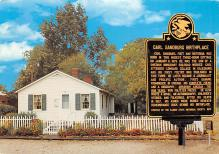 sub001297 - Birthplace of Carl Sandburg