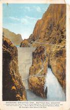 sub001309 - Shoshone Irrigation Dam - Buffalo Bill Country
