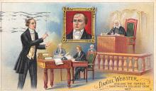sub001443 - Daniel Webster, arguing the Famous Dartmouth College Case