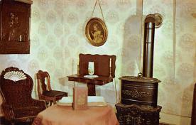 sub001449 - The Parlor in the Mark Twain Boyhood Home at Hannibal, MO, USA