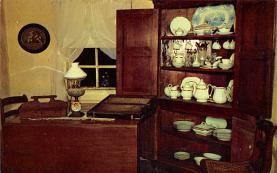 sub001451 - The Dining Room in Mark Twain Boyhood Home, Hannibal, MO, USA