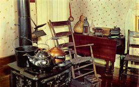 sub001455 - The Kitchen in Mark Twain's Boyhood Home, the Tom Sawyer House
