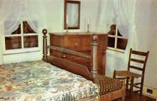 sub001457 - Tom Sawyer's Room in Mark Twain Home at Hannibal, MO, USA
