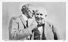 sub001487 - Henry Ford and Thomas A. Edison