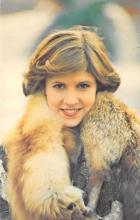 sub013609 - Carrie Fisher Actress Postcard