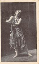 sub013629 - Dramatic  Actress Postcard