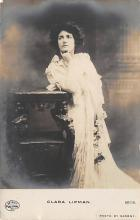 sub013631 - Clara Lipman Actress Postcard