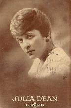 sub013639 - Julia Dean Actress Postcard
