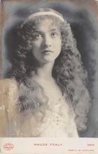 sub013641 - Maude Fealy Actress Postcard