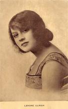 sub013645 - Lenore Ulrich Actress Postcard