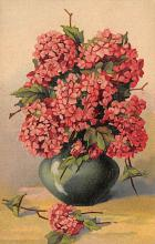 sub013663 - Flowers in a Vase  Postcard