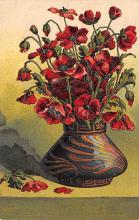 sub013703 - Flowers in a Vase  Postcard