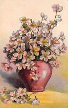 sub013707 - Flowers in a Vase  Postcard