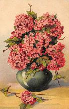 sub013709 - Flowers in a Vase  Postcard