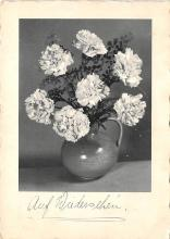 sub013801 - Flowers in a Vase  Postcard