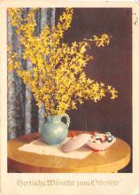 sub013803 - Flowers in a Vase  Postcard