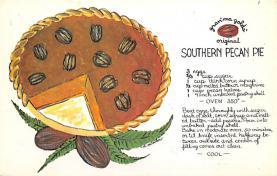 sub013811 - Grandmas Gold's Original Southern Pecan Pie Postcard
