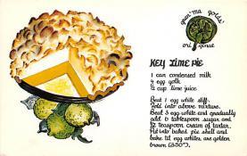 sub013813 - Grandmas Gold's Original Key Lime Pie Postcard