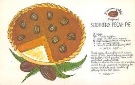 sub013817 - Grandmas Gold's Original Southern Pecan Pie Postcard