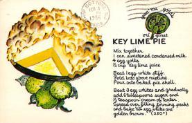 sub013827 - Grandmas Gold's Original Key Lime Pie Postcard