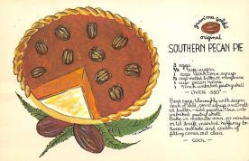 sub013831 - Grandmas Gold's Original Southern Pecan Pie Postcard