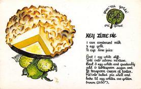 sub013833 - Grandmas Gold's Original Key Lime Pie Postcard