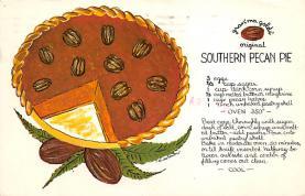 sub013835 - Grandmas Gold's Original Southern Pecan Pie Postcard