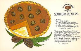 sub013841 - Grandmas Gold's Original Southern Pecan Pie Postcard