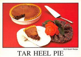 sub013869 - Old South  Tar Heel Pie Postcard