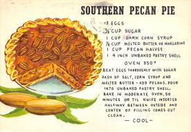 sub013899 - Southern Pecan Pie  Postcard
