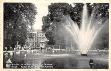 sub013999 - Fountain   Bruxelles Brussel Postcard