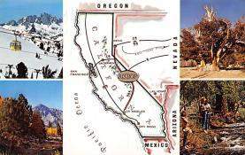 sub014047 - California USA Postcard